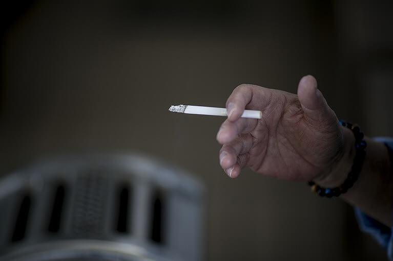 喫煙の体への悪影響について