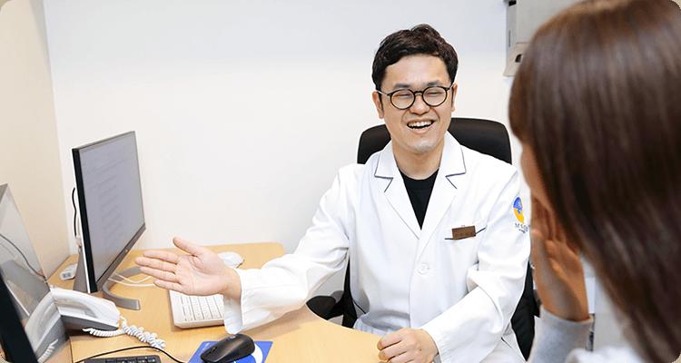 日本糖尿病学会糖尿病専門医による丁寧な検査・治療